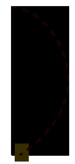 flecha derecha - juego conduccion segura